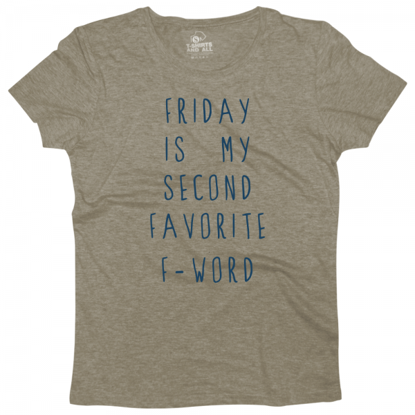 friday woman heather grey