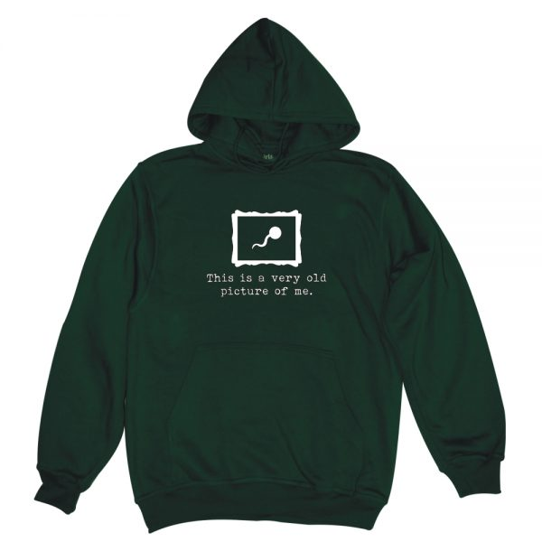 picture of me bottle man hoodie
