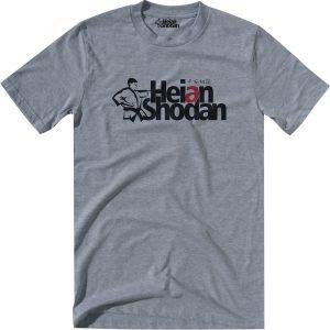 heian shodan logo t-shirt