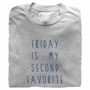 Friday grey men t-shirt
