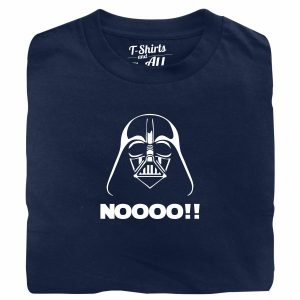 Noooo (I am your father) kids navy blue t-shirt