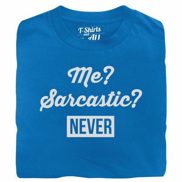 me sarcastic man atoll t-shirt