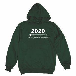 2020 bootle green hoodie