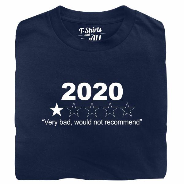 2020 navy t-shirt