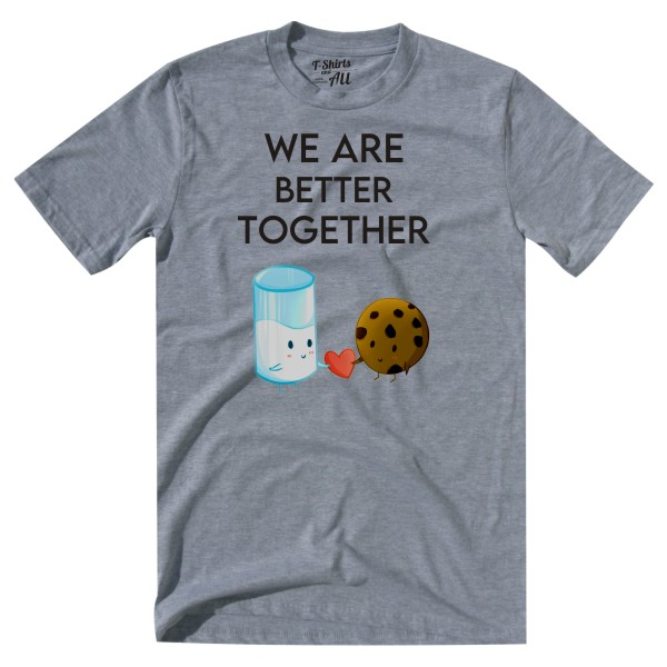 bettertogether grey tshirt