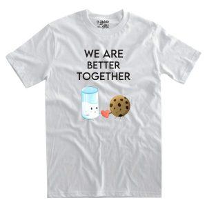 bettertogether white tshirt