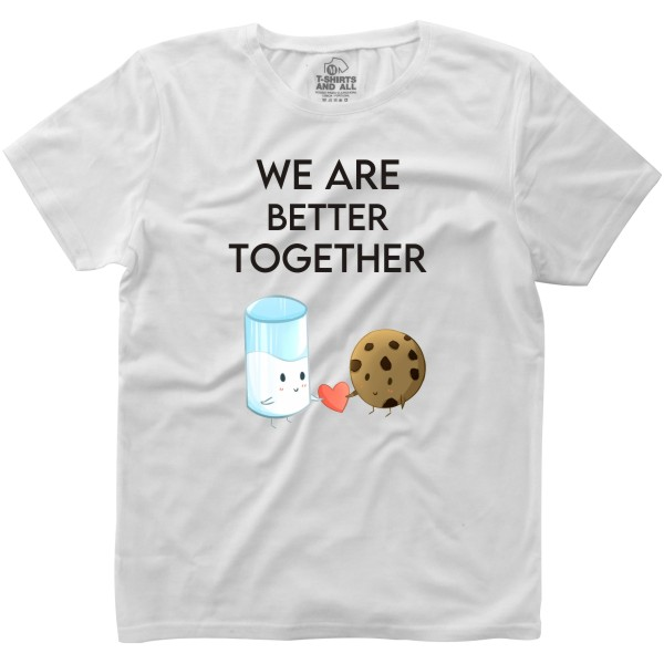bettertogether white woman tshirt